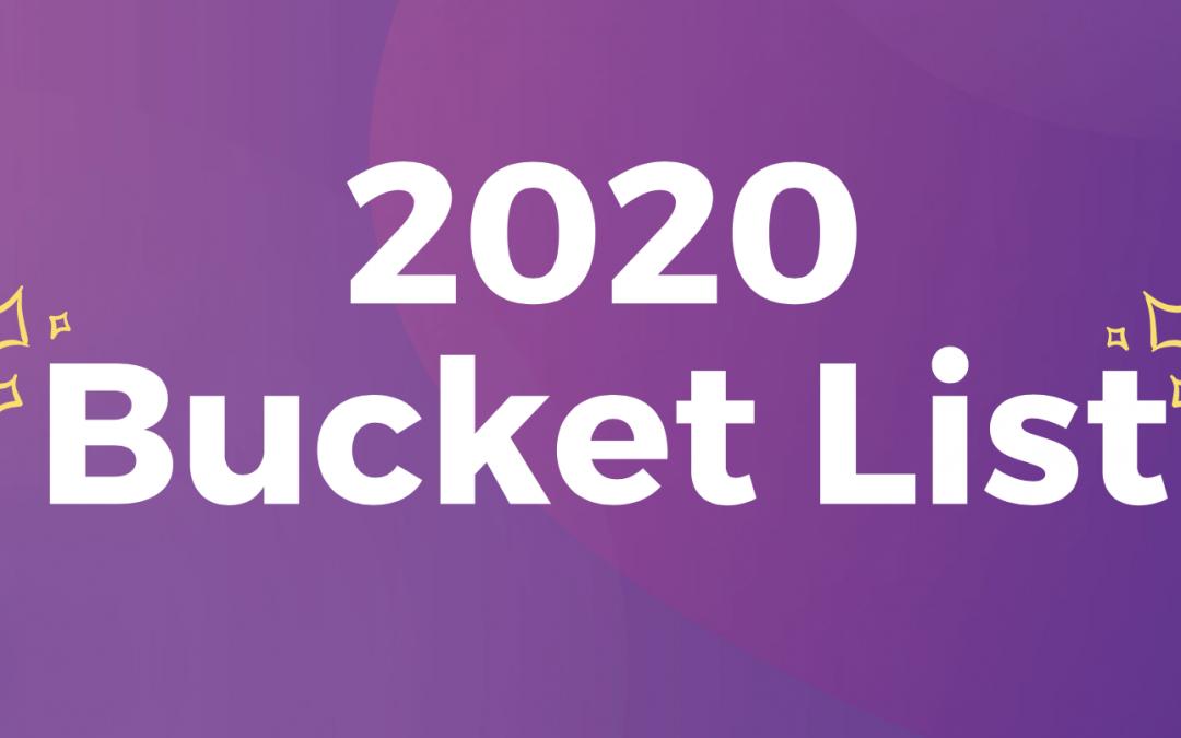 Los Angeles 2020 Bucket List
